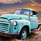 GMC Truck by Joerg Schlagheck