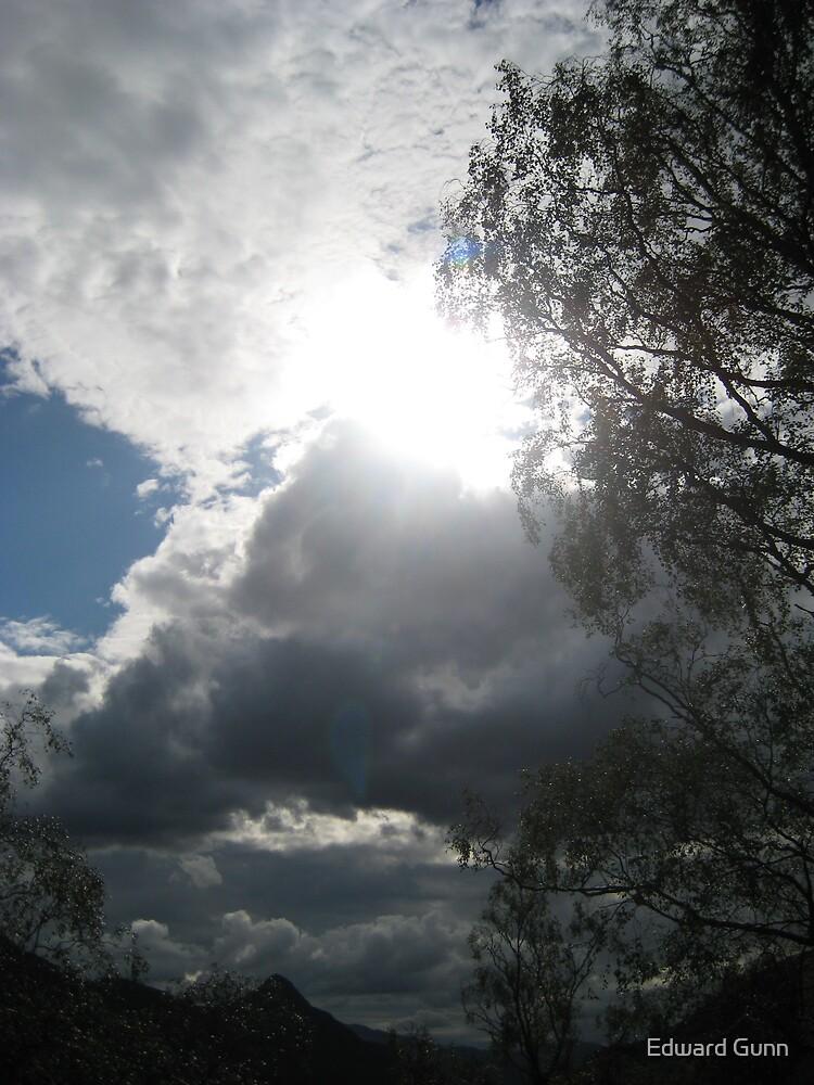 Sunshine on a Cloudy Day by Edward Gunn