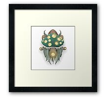 Glitch Giants giant lem big Framed Print