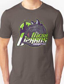 MEGA LIZARDS Unisex T-Shirt