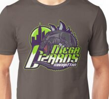 MEGA LIZARDS Unisex T-Shirt
