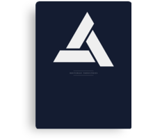 Abstergo Industries Canvas Print