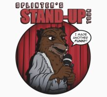 Splinter's Stand-Up Tour Kids Tee