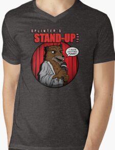 Splinter's Stand-Up Tour Mens V-Neck T-Shirt