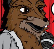 Splinter's Stand-Up Tour Sticker