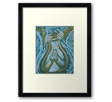 Coronation of Mary Framed Print