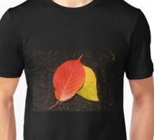 Linden Leaves in the Lamplight Unisex T-Shirt