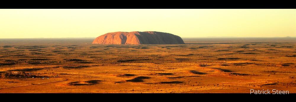Uluru 2 by Patrick Steen