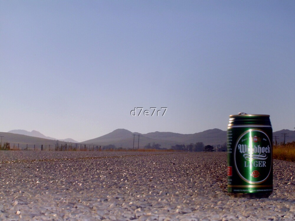 Drinking and driving? by d7e7r7