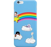 Steven in the Sky with Gems iPhone Case/Skin