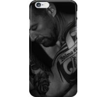Courageously and faithfully iPhone Case/Skin
