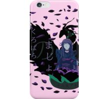 Kurobara no Majo Izayoi Aki iPhone Case/Skin