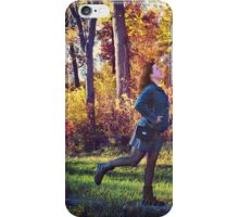 wonderland / magical fall iPhone Case/Skin