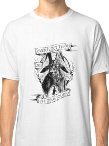 Live Deliciously - T-Shirt Classic T-Shirt