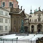 Prague by veda