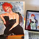 Copy Red Head by cherie hanson