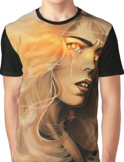 Bad Wolf Rose Tyler Doctor Who Billie Piper Graphic T-Shirt