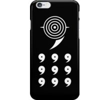 NARUTO: Obito of Six Paths white version iPhone Case/Skin