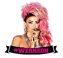 #WERNEON Photographic Print