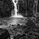 Iguaza Falls - No. 12 - Monochrome by photograham