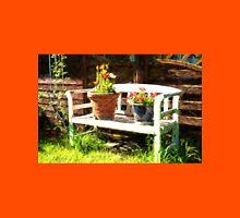 Garden bench Unisex T-Shirt