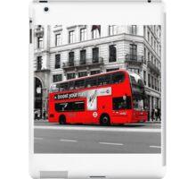 On the Bus iPad Case/Skin