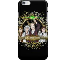 But That All Changed When The Time Nation Attacked! iPhone Case/Skin