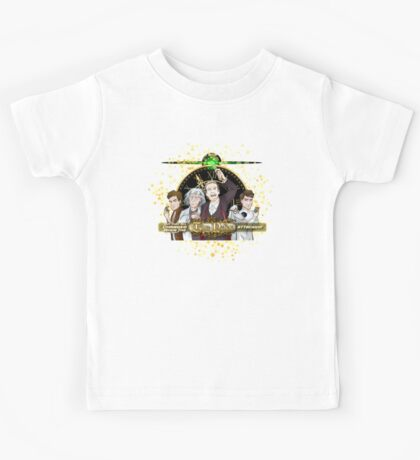 But That All Changed When The Time Nation Attacked! Kids Tee