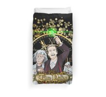 But That All Changed When The Time Nation Attacked! Duvet Cover