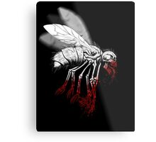INSECT POLITICS Metal Print