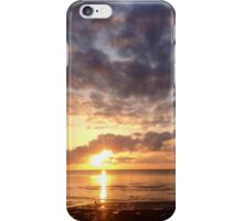 Walk towards dawn iPhone Case/Skin