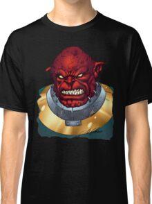 Worker Alien Slave Monster by Al Rio Classic T-Shirt
