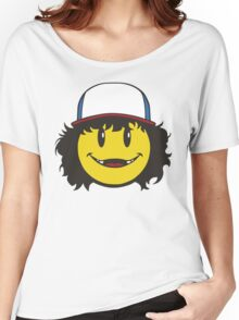 Official Dustin Charity Campaign Tee Women's Relaxed Fit T-Shirt