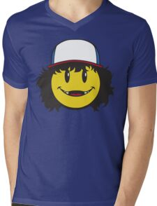 Official Dustin Charity Campaign Tee Mens V-Neck T-Shirt