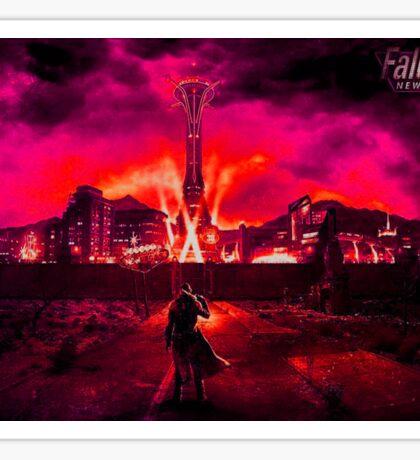 Fallout- New Vegas Sticker