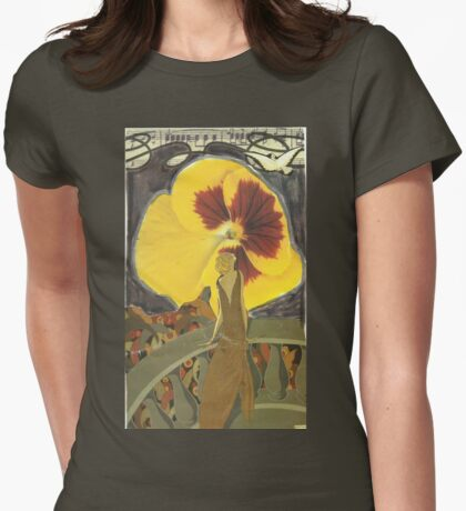 "Remember The Music(inspired by Debussy's ""Clair De Lune"") T-Shirt"