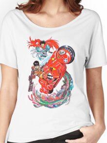 akira 9 Women's Relaxed Fit T-Shirt