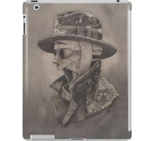 The Invisible Man iPad Case/Skin