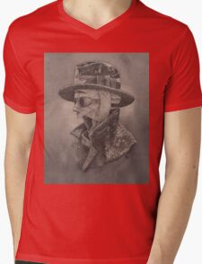 The Invisible Man Mens V-Neck T-Shirt