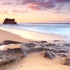 Gunnamatta Beach by Sam Sneddon