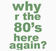 80's again by Amanda Cole