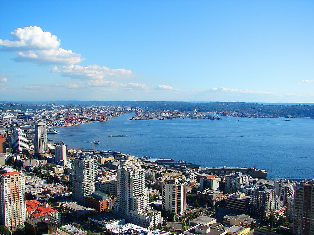Seattle Water Front 514 by jduffy111