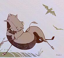 The Wondrous Warthog by Ashley Dadoun