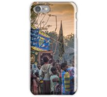 Muslim Yawo Syala iPhone Case/Skin