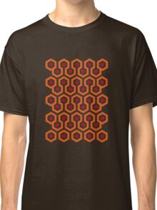 Overlook Hotel Carpet (The Shining)  Classic T-Shirt