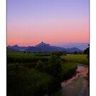 Mt Warning Sunrise by Paul Cotelli