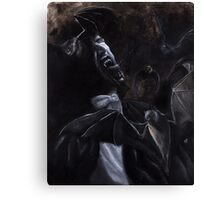 Dracula, The Dark Lord Canvas Print