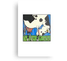 Cow I Metal Print