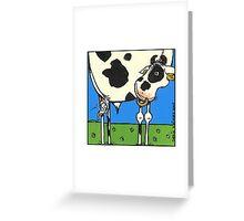 Bull I Greeting Card