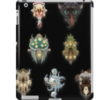Glitch Giants Giant Collection iPad Case/Skin